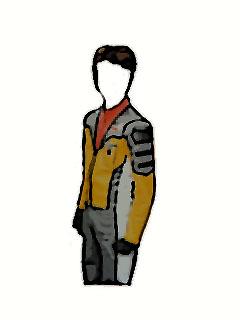 ガイズスーツ画像